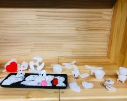 3D 프린팅_결과물